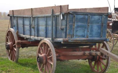 Outtakes: The Wagon Incident