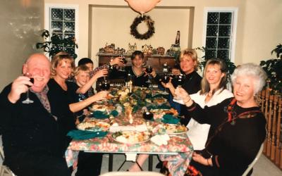 December 1933 – Adam's First Christmas
