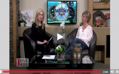 Video Interview CFJC Midday – Author of 'The Upside of Hunger' explores the true tale of a man who triumphed over the limitations of history